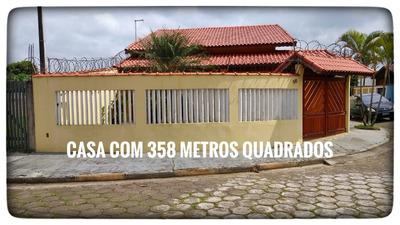 Vendo Casa 3 Dormitórios Lado Praia Itanhaem Litoral Sul Sp