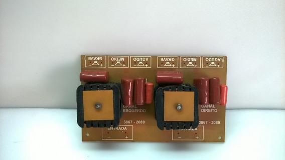 Divisor De Frequência Para Caixas De Som Amplificada