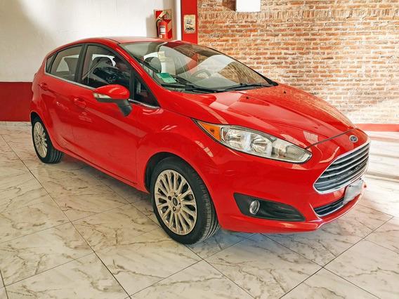 Ford Fiesta Kinetic 1.6 Titanium 2015