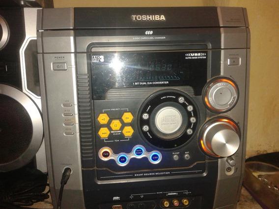 Gabinete Do Mini System Toshiba Ms7513