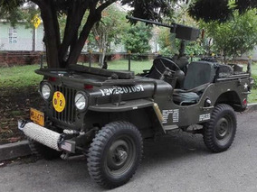 Jeep Willys M38 1950