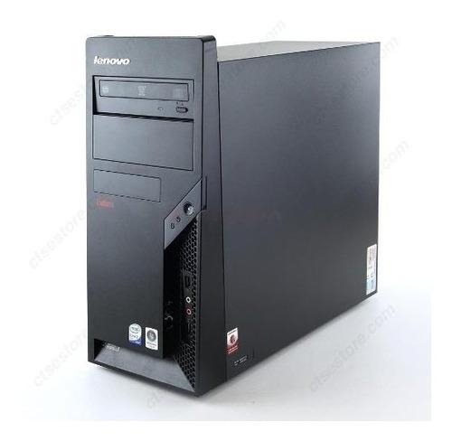Cpu Lenovo Dual Core 4gb Hd 160gb