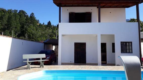 Casa Em Portal Da Fazendinha, Caraguatatuba/sp De 255m² 3 Quartos À Venda Por R$ 320.000,00 - Ca473375