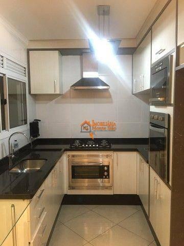 Imagem 1 de 19 de Cobertura Com 3 Dormitórios À Venda, 100 M² Por R$ 583.000,00 - Cocaia - Guarulhos/sp - Co0030