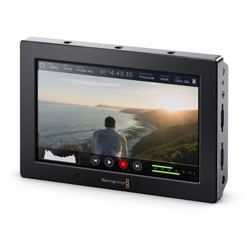 Blackmagic Designer 4k Hdmi/6g-sdi Record Monitor