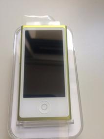 Ipod Apple Nano 16gb 7ª Amarelo