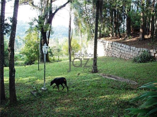 Linda Chácara Com 5 Dormitórios À Venda, 11000 M² Por R$ 790.000 - Pau Arcado - Campo Limpo Paulista/sp - Ch0378
