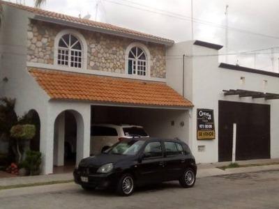 Residencia En Venta, Fracc. Rinconada Del Parque, Ags. Rcv 277074