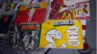 Lote Raro Historieta Watson Hq Geo Editora Oliveira