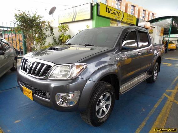 Toyota Hilux Srv Bigo