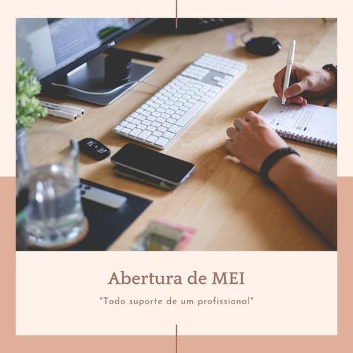 Abertura De Micro Empreendedor Individual - Mei