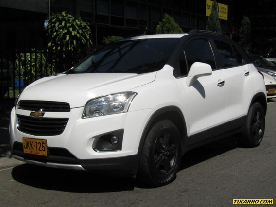 Chevrolet Tracker Lt 1800 Cc At
