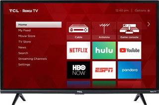Tv Tcl 32 Class Hd Roku Smart Led (32s321)