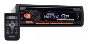Cd Player Automotivo Pioneer Deh-s1180ub Mixtrax - Usb E Aux