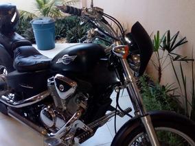 Honda Shadow 600 Vt600 C Não Paga Mais Ipva - 1999 Troco Por
