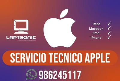 Servicio Tecnico Apple Repara iMac Macbook iPad iPhone Watch