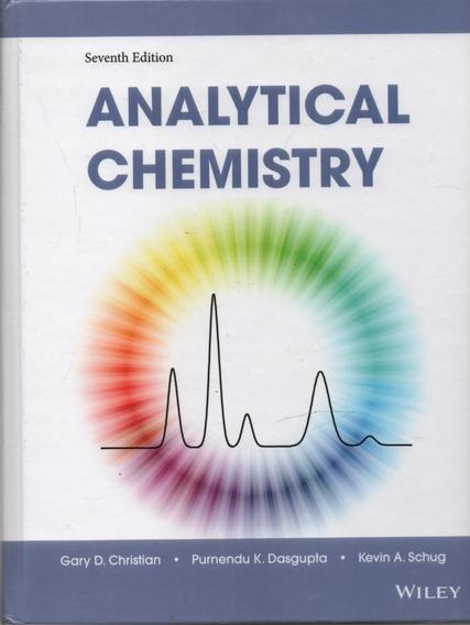D1182 - Analytical Chemistry - Gary Christian