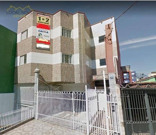 Imagem 1 de 1 de Apartamento Residencial À Venda, Jardim Dourado, Guarulhos. - Ap0170
