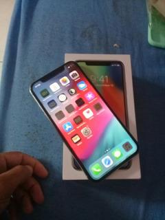 Vendo iPhone X 64gb, Caixa, Fone, Carregador, Completo