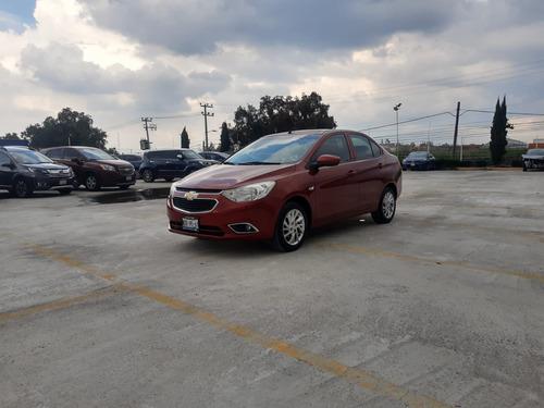 Imagen 1 de 11 de Chevrolet Aveo 2018 1.5 Ltz Mt