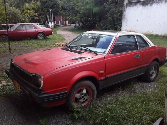 Honda Prelude De Coleccion Automatico Mod 1980