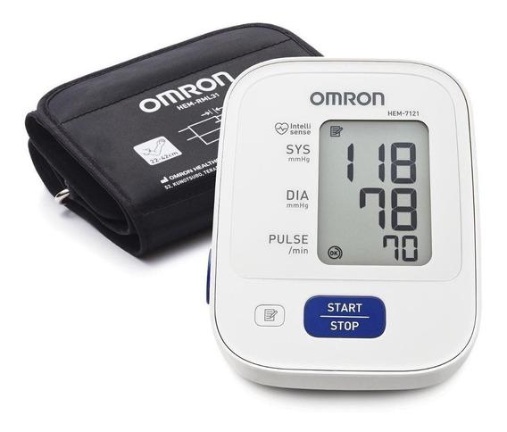 Monitor de presión arterial Omron HEM-7121