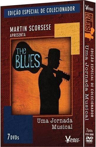 The Blues - Box Com 7 Dvds - Martin Scorsese - Fats Domino