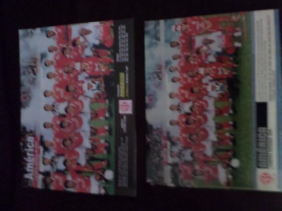 2 Posters Da Revista Placar América Natal Rio Grande Do Nort