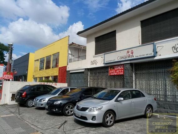 Excelente Imóvel Com 600 Metros Localizado Na Avenida Rebouças!! - Eb75470