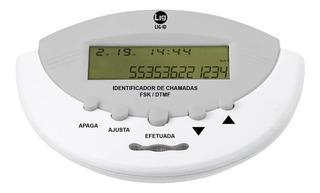 Identificador De Chamadas Bina Lig Branco - Mix S/caixa