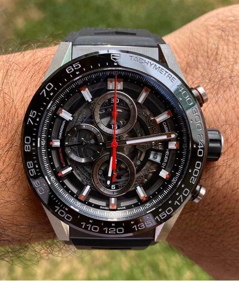 Reloj Tag Heuer Carrera 01 Skeleton