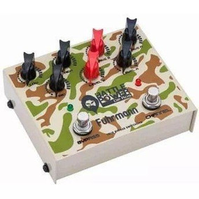 Pedal Fuhrmann Overdrive Distortion - Battle Power De Ros
