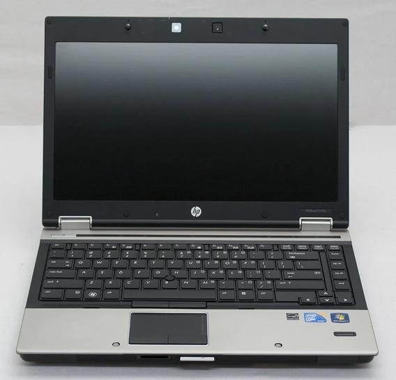 Notebook Hp 8440p I5 2.40ghz- 4gb Ram- Tela14 - Bateria Nova