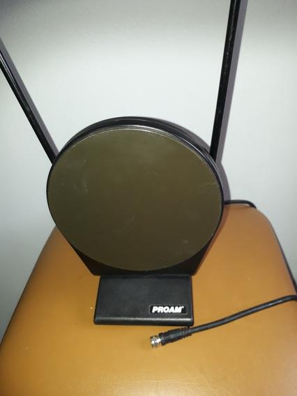 Antena Interior Tv/fm.