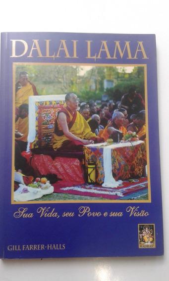 Livro Dalai Lama Sua Vida Seu Povo E Sua Visão Gill Farrer-h