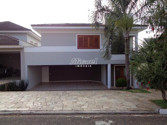 Casa Em Condominio - Terras De Piracicaba - Ref: 5230 - L-50886
