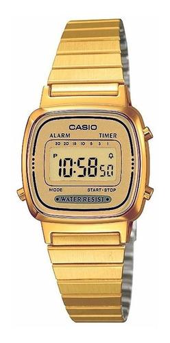Reloj Casio Vintage La 670wga-9d Casio Shop Oficial