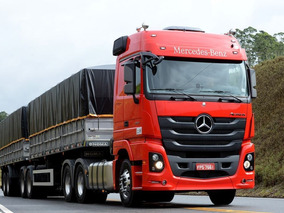 Actros 2651 6x4 2019