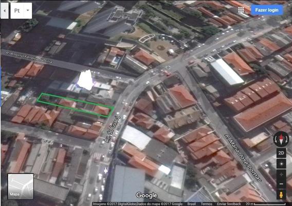 Terreno Padrão Em São Paulo - Sp - Te0061_prst