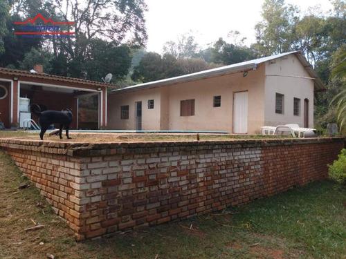 Chácara À Venda, 2300 M² Por R$ 650.000,00 - Chácaras Maringá - Atibaia/sp - Ch0193