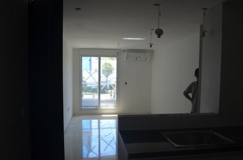 Venta Apartamentos 1 Dormitorio En Malvin  Parrillero
