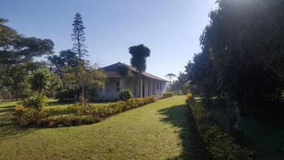Chácara Residencial À Venda, Jardim Querência Do Turvo, Capão Bonito. - Ch0017