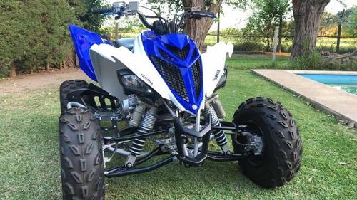 Yamaha Raptor 700 (con Accesorios De Competición)