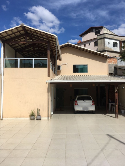 Casa Com 3 Quartos Para Comprar No Industrial Em Contagem/mg - 1831