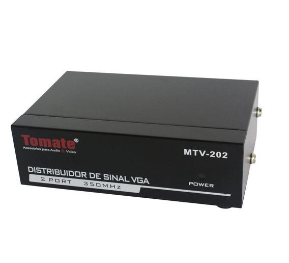 Distribuidor De Sinal Vga Tomate Mtv-202