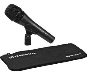 Microfone De Mão Sennheiser E835 (original, Nf E Garantia)