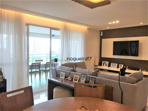 Apartamento Com 4 Dormitórios À Venda, 138 M² Por R$ 1.550.000,00 - Granja Julieta - São Paulo/sp - Ap15828