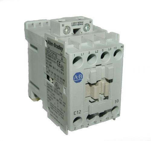 Contactor Allen Bradley  12amp-120v 100-c12d10 Cod. 01922a