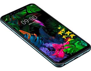 Celular Libre Lg G8s Black Mirror