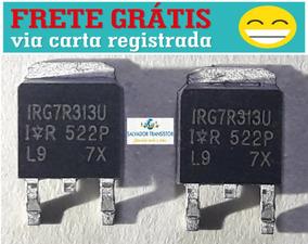 2 Peças Irg7r313u Lacrado, Novo
